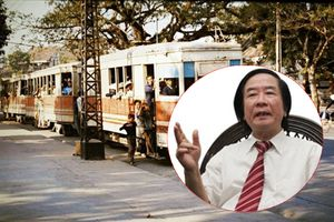 Chuyên gia giao thông: 'Xóa bỏ tàu điện Hà Nội là sai lầm trong tầm nhìn phát triển giao thông đô thị'