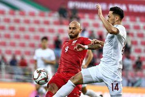 Asian Cup 2019: Philippines thua thảm, đẩy tuyển Việt Nam vào thế khó