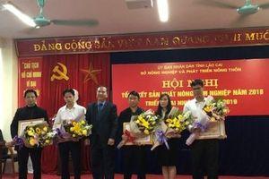 Nông nghiệp Lào Cai: Nhiều chỉ tiêu hoàn thành vượt kế hoạch