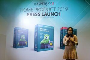 Kaspersky giới thiệu loạt giải pháp bảo mật 2019 cho người dùng cá nhân