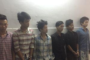 Nhóm thiếu niên thuê khách sạn phê ma túy tập thể rồi 'gặp đâu cướp đó' ở Sài Gòn