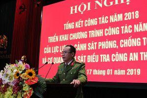 'Tập trung đấu tranh với các loại tội phạm phát sinh trong dịp Tết Nguyên đán Kỷ Hợi 2019'
