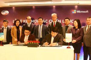 Viettel và Microsoft hợp tác đẩy mạnh dịch vụ số tại Việt Nam