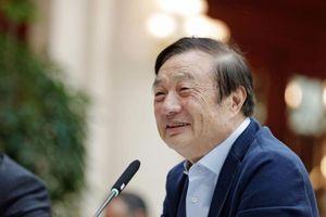 Chủ tịch Huawei hâm mộ Steve Jobs, mắc nợ con cái và muốn... 'bất tử'