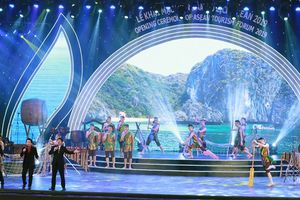 2.000 đại biểu quốc tế tham dự khai mạc diễn đàn du lịch ASEAN 2019