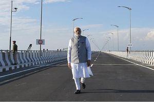 Ấn Độ xây 44 tuyến đường để tăng cường phòng thủ biên giới với TQ