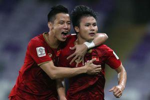 Việt Nam giành vé vào vòng 1/8 Asian Cup nhờ hơn Lebanon chỉ số phụ