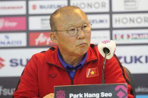HLV Park Hang Seo: 'Bóng đá Việt Nam vẫn đang phát triển đúng hướng'