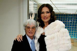 Ông trùm F1 bỏ túi nửa tỷ USD khi chia tay vợ