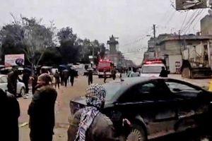 Mỹ tổn thất nhân mạng trong vụ tấn công khủng bố ở Syria