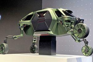 Xe 'mọc chân' và các công nghệ 'siêu phàm' gây ấn tượng mạnh