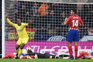 Bị Girona cầm hòa 3 - 3, Atletico ngậm ngùi chia tay Cúp Nhà Vua