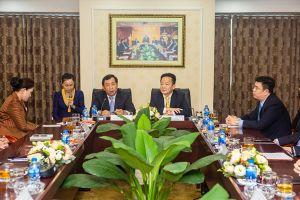 SHB Lào góp phần phát triển kinh tế - xã hội 2 nước Việt – Lào