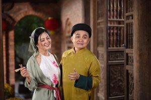 Vợ thứ trưởng Bộ Tài chính đăng ảnh thân thiết cùng Xuân Hinh