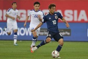 Nhật Bản ngược dòng kịch tính hạ Uzbekistan 2-1