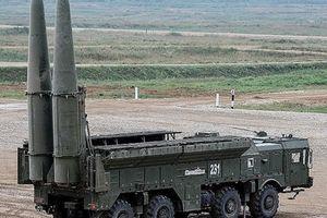 Israel chứng minh Nga chưa hề cấp Iskander-M cho Syria?