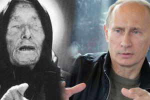 Nhà Tiên tri Vanga không dự báo về cuộc đời Putin?