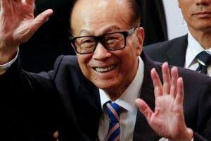 Chuỗi bán lẻ Watsons của tỷ phú giàu thứ 2 Châu Á Lý Gia Thành đổ bộ vào Việt Nam