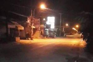 NÓNG: Một công an bị đâm chết trong đêm