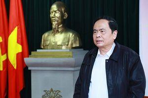 Ðoàn công tác Ban Chỉ đạo T.Ư về phòng, chống tham nhũng làm việc với Tổng Liên đoàn Lao động Việt Nam