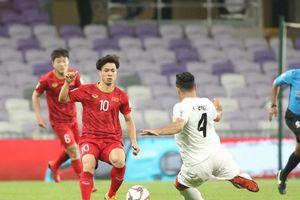 Lộ diện đối thủ sẽ gặp tuyển Việt Nam nếu đội vào vòng 1/8