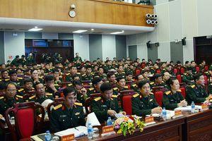 Tập huấn nghiệp vụ thông tin toàn quân năm 2019