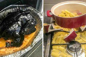 Những người này đừng nên nấu nướng kẻo biến thành thảm họa bếp núc
