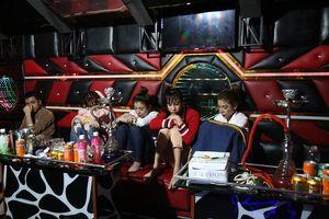 4 cô gái và 1 thanh niên tổ chức 'tiệc' ma túy trong phòng VIP quán karaoke Ga Lăng