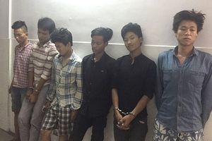 Triệt phá băng nghiện 10X gây hàng chục vụ cướp táo tợn ở TP. HCM