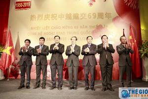 Việt Nam - Trung Quốc khẳng định thúc đẩy quan hệ hữu nghị, hợp tác