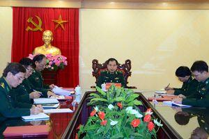 Ủy ban Kiểm tra Đảng ủy BĐBP đã hoàn thành tốt mục tiêu, nhiệm vụ đề ra