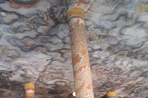 Bàn giao dữ liệu 3D bức tranh Long vân khế hội chùa Diệu Đế