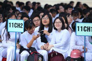 Bất ổn trong đề thi học sinh giỏi quốc gia