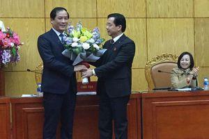 Ông Dương Xuân Huyên làm Phó Chủ tịch tỉnh Lạng Sơn