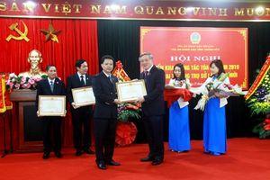 TAND tỉnh Thanh Hóa triển khai nhiệm vụ 2019 và khai trương trụ sở làm việc mới