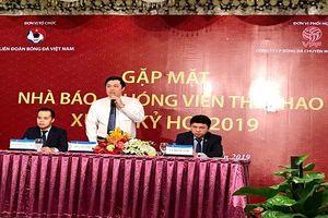 V-League mùa giải 2019-2020 sẽ áp dụng công nghệ VAR
