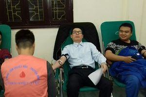 Hải Phòng: Nhận được gần 100 đơn vị máu thu được từ Ngày hội hiến máu tình nguyện 2019