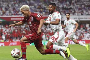 Xác định 2 cặp đấu đầu tiên vòng 1/8 Asian Cup 2019