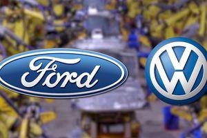 Tập đoàn Volkswagen và Ford Motor thiết lập liên minh sản xuất ô tô toàn cầu