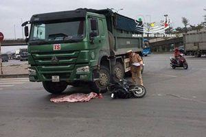 Bé trai 2 tuổi tử vong tức tưởi sau tai nạn với ô tô tải trên QL5