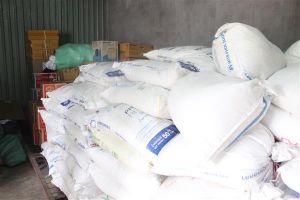 Cận Tết, Hải quan Quảng Trị thu giữ hơn 4 tấn đường Thái Lan nhập lậu
