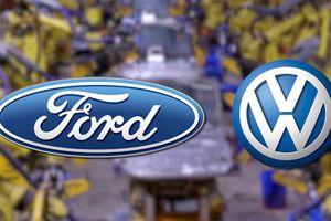 Volkswagen và Ford liên minh sản xuất ô tô
