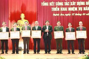 Bí thư Tỉnh ủy: Các cấp ủy Đảng tập trung thực hiện tốt nhiệm vụ ngay từ đầu năm