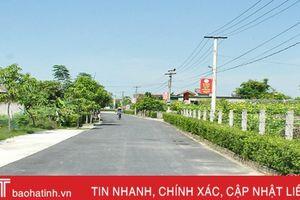 Thạch Hà phấn đấu trở thành huyện nông thôn mới vào năm 2020