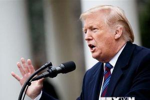 Tổng thống Trump ban hành đạo luật đảm bảo chi trả lương cho nhân viên