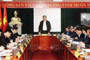 Kiểm tra công tác phòng, chống tham nhũng tại Tổng Liên đoàn Lao động Việt Nam