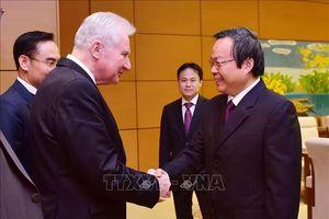 Tăng cường quan hệ hợp tác nhiều mặt giữa Việt Nam - Hungary