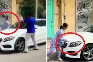 Người phụ nữ đập nát xe Mercedes đỗ trước cửa nhà: Có thể bị phạt từ 2 đến 7 năm tù