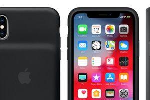 Ốp lưng pin thông minh dành cho iPhone 2018 được Apple tung ra thị trường