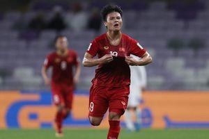 Truyền thông nước ngoài: Nỗ lực siêu phàm của Quang Hải đem hy vọng cho Việt Nam ở Asian Cup 2019